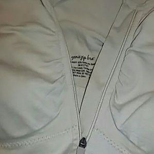 geniezip Intimates & Sleepwear - 2 Genie zip bras
